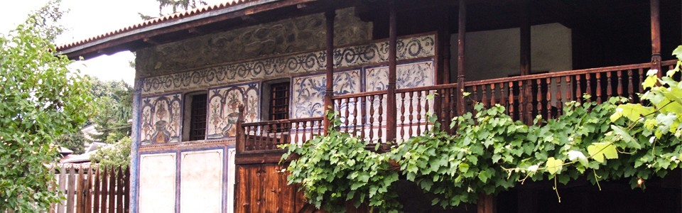 Velyanova House Bansko was built 18 -19 century with a typical for this time construction. The fortified house was imposed as architectural style of the time