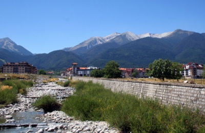 Pirin rivers
