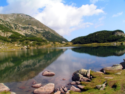 Lakes in pirin